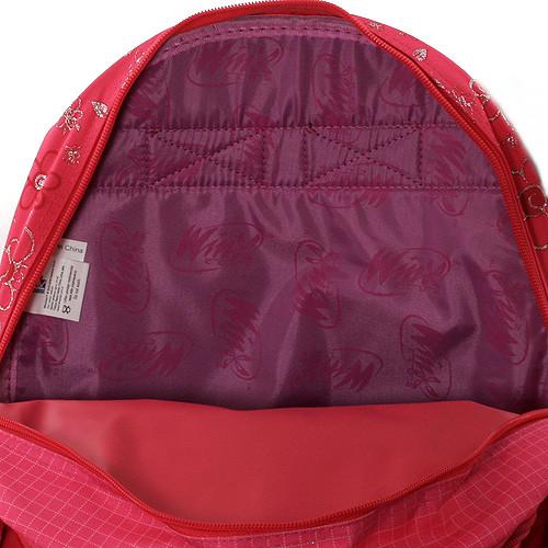 1cc3cf78bb1 ... Školní batoh Winx Club - Víla Flora s deštníkem