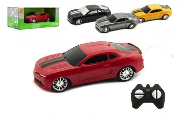 Teddies Sportovní auto na dálkové ovládání na baterie 15 cm