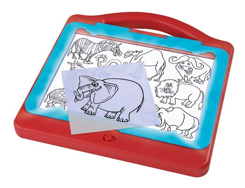 Simba Kreslící tabulka světelná Art&Fun