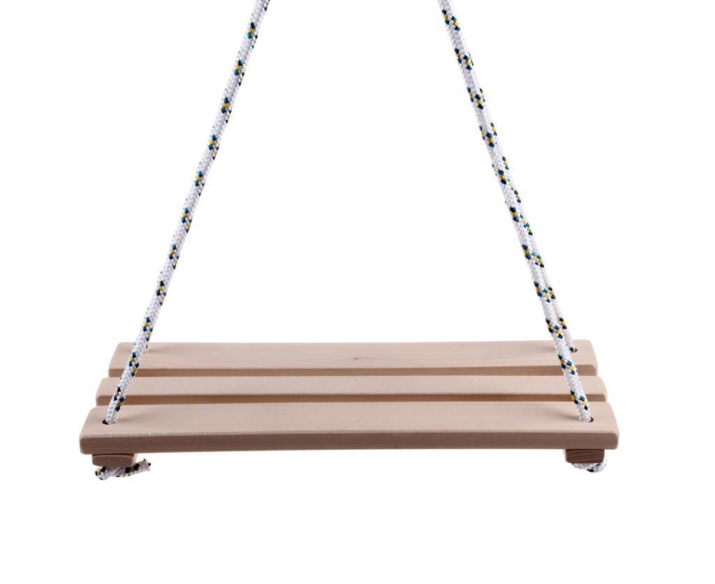 Kobelár Houpací prkénko dřevěné přírodní