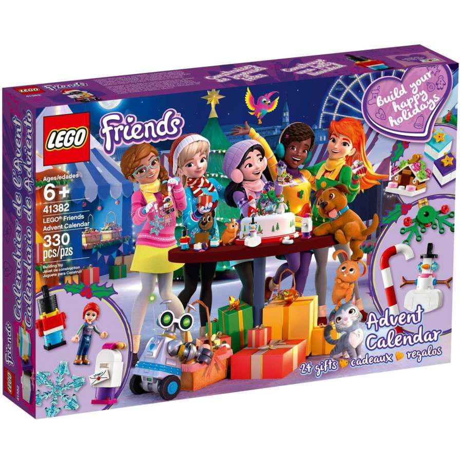 Lego Friends Lego Friends Adventní kalendář LEGO® Friends