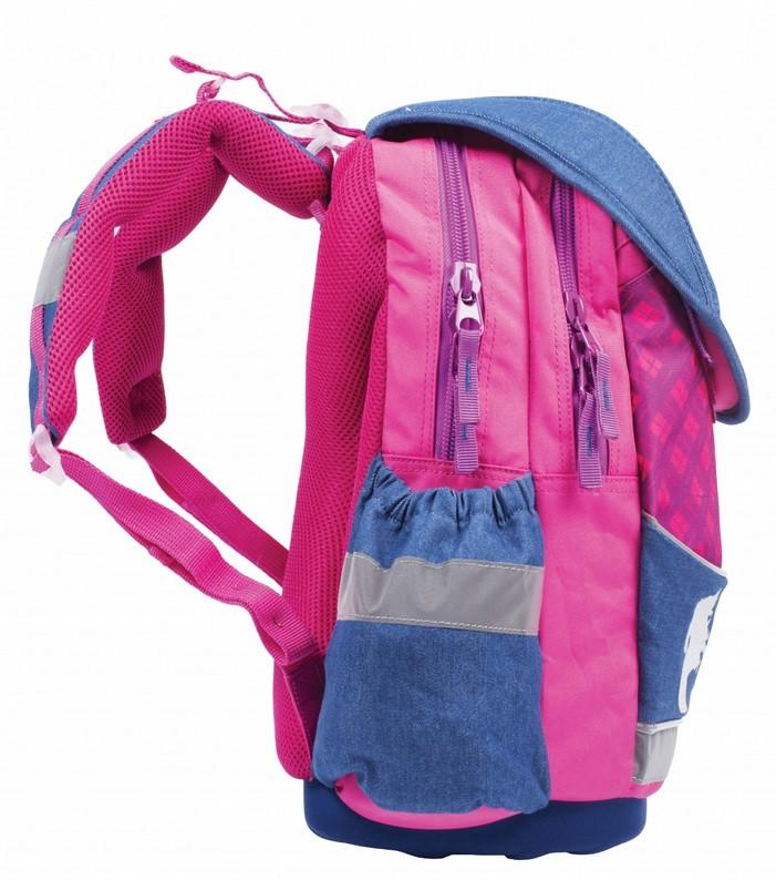 a6438cac3a7 Anatomický školní batoh PLUS Kůň ...
