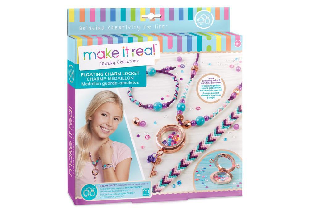 Make it Real Náramky a náhrdelník, medailonek