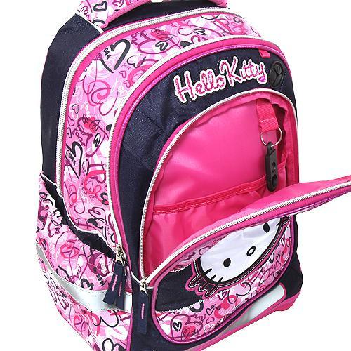 Školní batoh Hello Kitty - Multi Hearts ... 6fe02bbd43