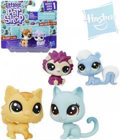 Hasbro Littlest Pet Shop Dvě zvířátka