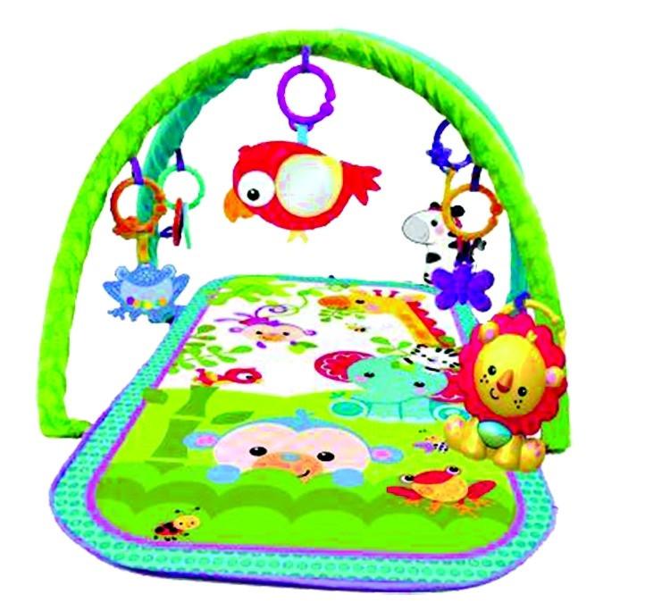 Fisher Price Hrazdička pro aktivní dítě 3v1 rainforest Fisher Price