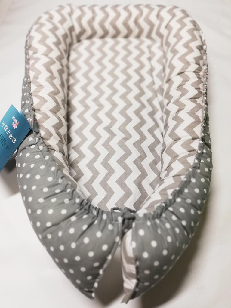 ... Hnízdečko pro miminko bavlna puntík ... d25949912c
