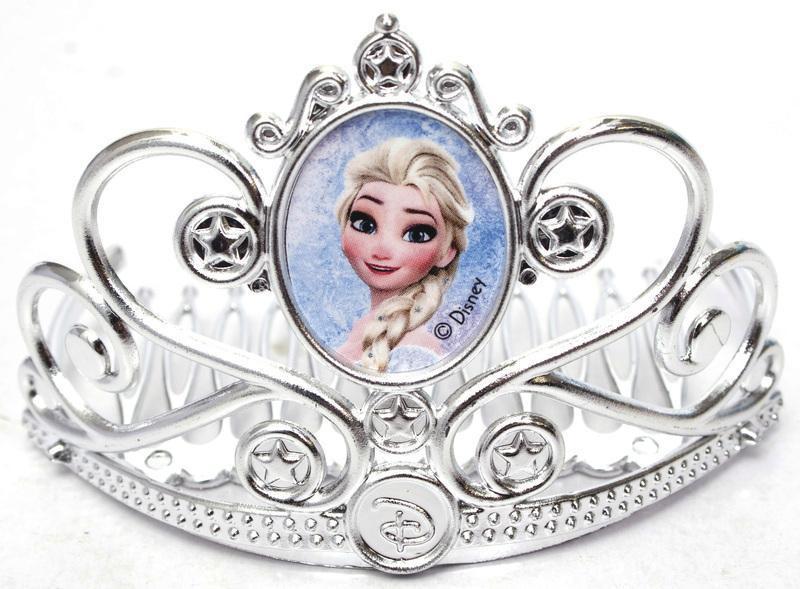 Stříbrná korunka Frozen