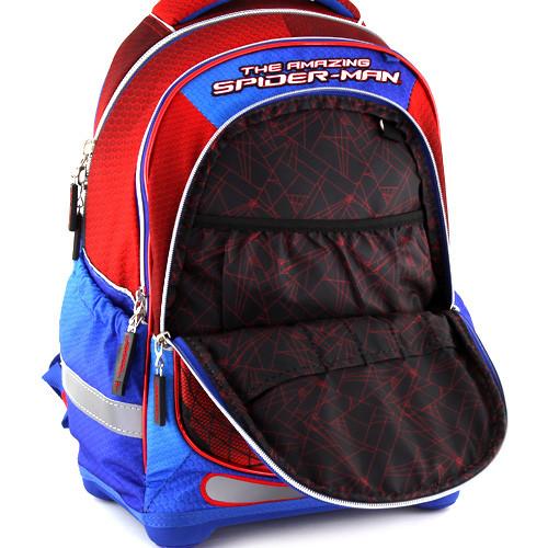 2a51888f399 Školní batoh Spiderman - 3D nášivka ...