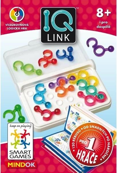 Mindok SMART Games - IQ Link