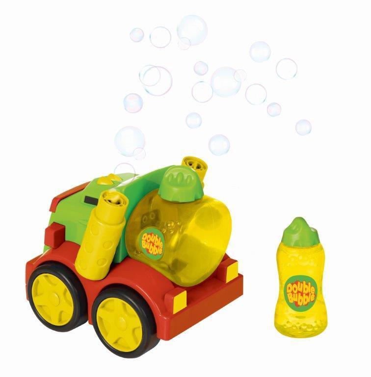 Halsall Bublifukový náklaďák Double Bubble