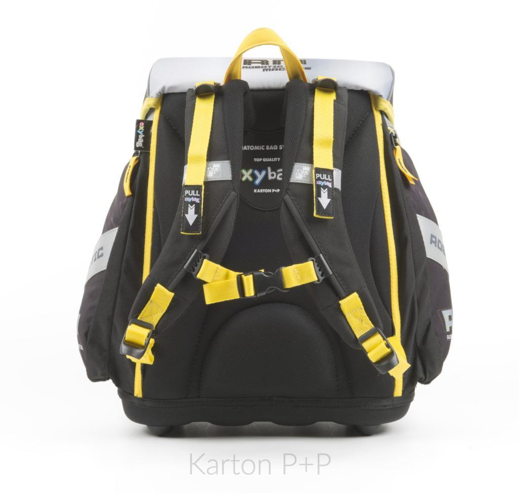 ... Školní batoh PREMIUM Robot 2018 44a996296d