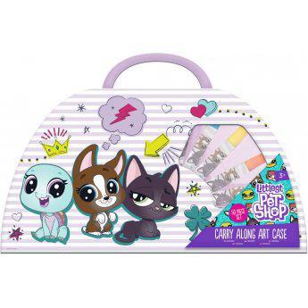 Littlest Pet Shop kreslící kufřík