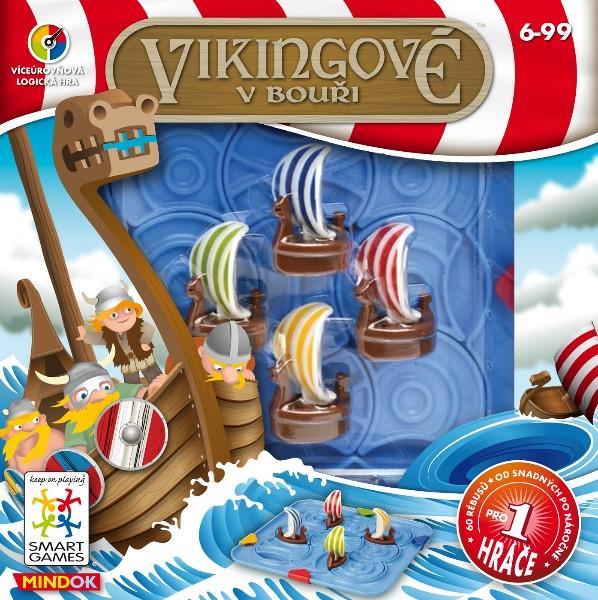 Mindok Vikingové v bouři Smart Games