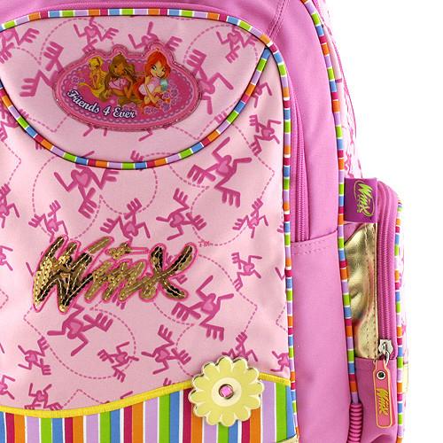 Školní batoh Winx Club - Friends Forever II.  96cae1d733