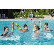 Plavací trubice pěnová 122x6,4cm (6-12let)