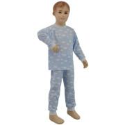 Bavlněné pyžamo obláčky modré Esito vel. 104