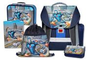 Školní batohový set Roboman 5-dílný