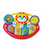 Multifunkční hudební nástroj lvíček Playgro