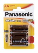 Baterie tužková AA (4ks) Panasonic