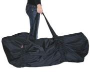 Cestovní obal (nejen) na kočárek Emitex - černý