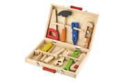 Dřevěné nářadí v kufříku Viga