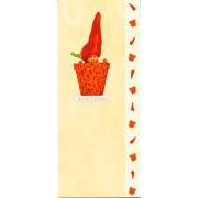 Blahopřání Anne Geddes chilli papričky v květináči