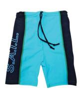 Plážové UV šortky Tyrkysové