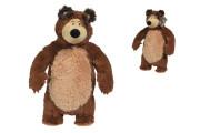 Plyšový medvěd Máša a medvěd 40 cm