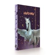 Box na sešity A4 Jumbo Unicorn-pegas