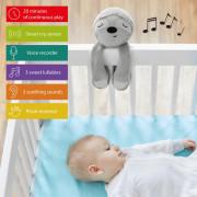 Senzor pláče inteligentní s možností nahrání hlasu rodiče Lenochod Skip Hop