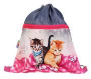 Školní sáček CATS & MICE, Emipo
