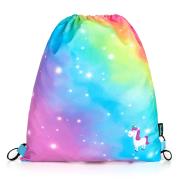 Vak na záda OXY Style Mini rainbow
