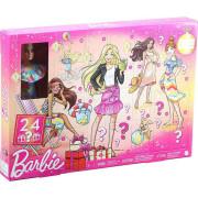 Adventní kalendář Barbie GXD64