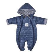 Zimní kojenecká kombinéza Koala Pumi modrá