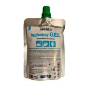 Hygienický gel Isolda 100 ml s antimikrobiální a virucidní přísadou