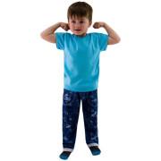 Dětské tričko jednobarevné Tyrkysové