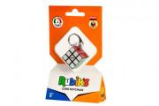 Rubikova kostka hlavolam 3x3x3 cm přívěšek