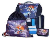 Školní batohový set Galaxy 3-dílný