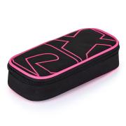 Pouzdro etue komfort OXY Black line pink