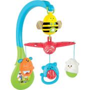 Hrací kolotoč Bee BBT 5020 Buddy Toys