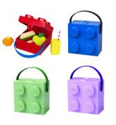 Box (nejen) na svačinu s rukojetí LEGO
