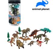 Zvířátka dinosauři 13 ks, mobilní aplikace pro zobrazení zvířátek