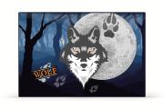 Podložka na stůl 60x40 cm vlk