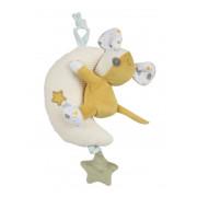 Hebký mazlíček s hrací skříňkou Mouse