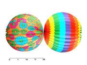 Lampion balon 25cm