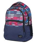 Volnočasový batoh CLASSIC Lines Blue Pink