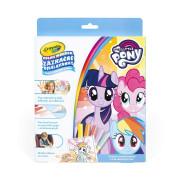 ALBI Crayola Zázračné omalovánky My little Pony