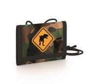 Dětská textilní peněženka T-Rex