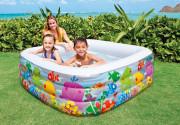INTEX bazén Akvarium čtverec 57471 Intex